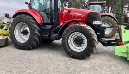 Agricola Matova Entrega a Ganadería Pastora este Puma 225 CVX