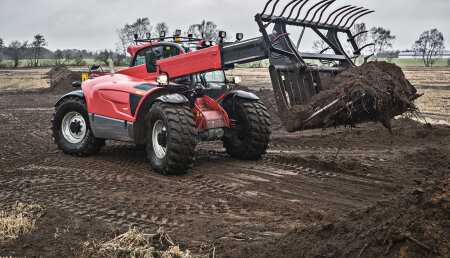 Alliance amplía aún más su gama de neumáticos agrícolas