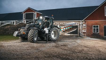 Más inteligentes y cómodos: ya están aquí los tractores Valtra de las series N y T de 5.a generación