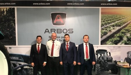 Arbos mostro sus productos para el sector de frutas y hortalizas en Fruit Attraction 2018