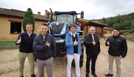 AGROTEC Motor Tàrrega - Nuevo concesionario oficial New Holland en la provincia de Lleida