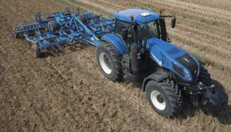 La red de New Holland distribuirá AGXTEND, la nueva marca posventa de agricultura de precisión de CNH Industrial
