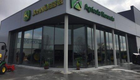 Agricola Noroeste inauguración instalaciones de Santa Maria del Páramo (León)