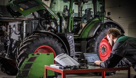 Fendt Certified:  máquinas de ocasión de alta calidad con garantía