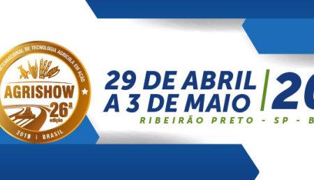 OPTIMISMO EN EL AGRONEGOCIO IMPULSA AGRISHOW 2019
