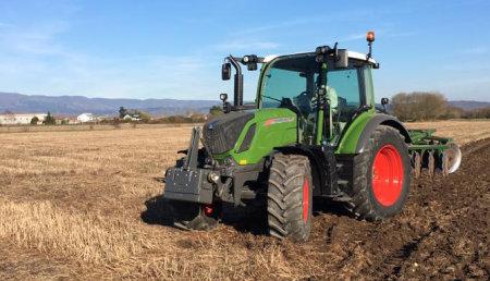 Agricola Suarez entrega un FENDT 313 Vario PROFI