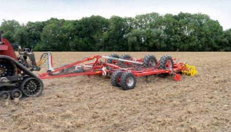 Nuevas piezas de desgaste para cultivadores de rastrojo