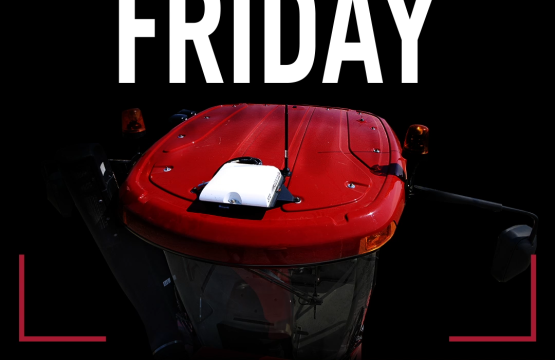 Este Black Friday será Rojo by Case IH