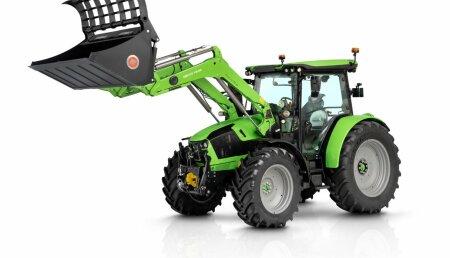 Nueva Serie 5 de DEUTZ-FAHR. El tractor multiuso perfecto para uno de los segmentos de mayor interés en Europa