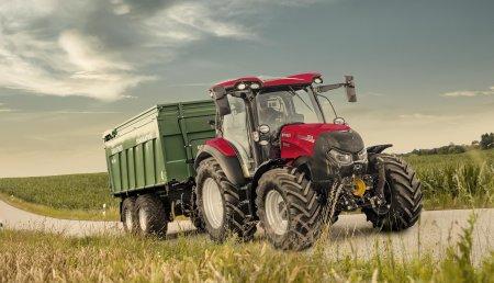 El tractor Case IH ganador del MOTY 2019 recibe un nuevo nombre