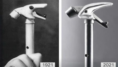 CLAAS celebra 100 años de su primera patente
