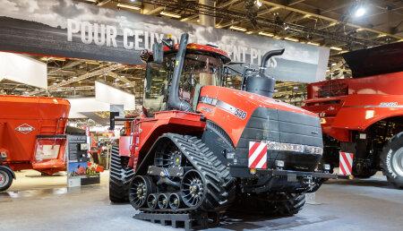 Case IH vuelve a las ferias de agricultura europeas