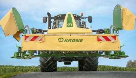 KRONE recibe dos medallas de plata en AGRITECHNICA 2019