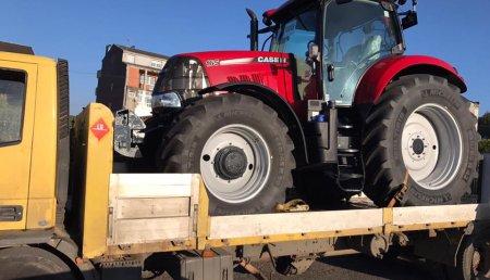 Agricola Calvo y  ARIAS MOTOR S.L entregan CASE IH PUMA 165, en Láncara (Lugo)