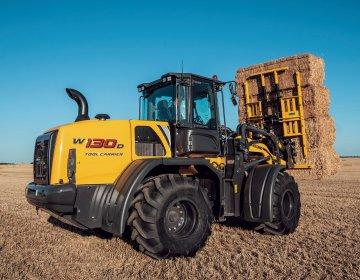 New Holland lanza las cargadoras de ruedas de gran tamaño W170D y W190D, conformes a la Fase V de emisiones