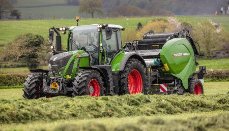 Fendt líder del mercado de tractores de Alemania