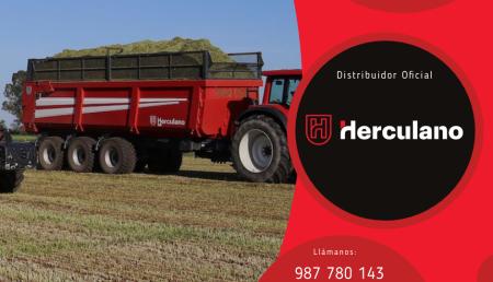 Comercial Agrosahagún distribuidor Oficiales de Remolques Herculano