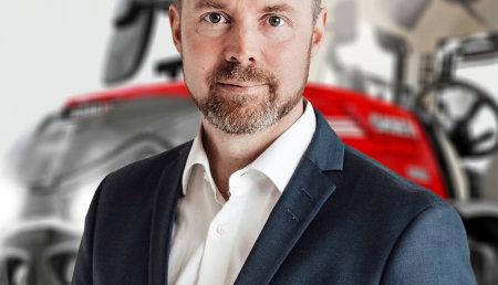 Case IH nombra nuevo vicepresidente para Europa