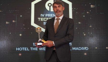 Husqvarna, galardonada en la IV Edición de los  Premios Nacionales de Tecnología Siglo XXI