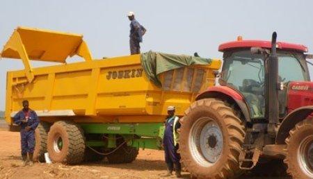 AFRICA SE PONE EN HORA DE LA AGRICULTURA INDUSTRIAL