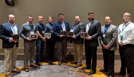 AGCO / Fendt gana el Premio AE50 en EE. UU. a la mejor cosechadora nueva de gran formato