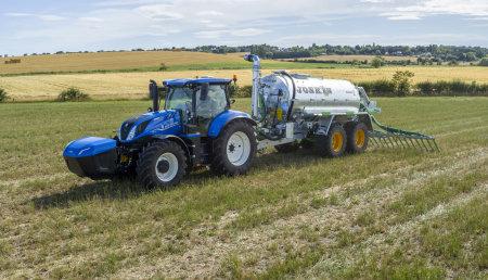 New Holland Agriculture impulsa su agenda sostenible