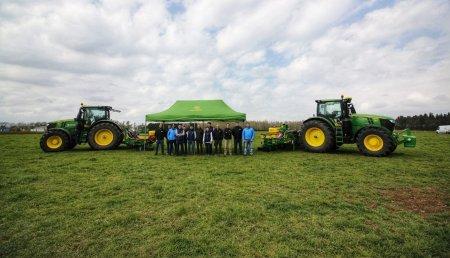 Más de 200 asistentes a la jornada sobre nuevas tecnologías en la siembra de maíz forrajero organizada por el CETAL