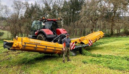 Agricola Matova Entrega a Ganadería Damián Regueiro de Trazo del conjunto Elho Arrow