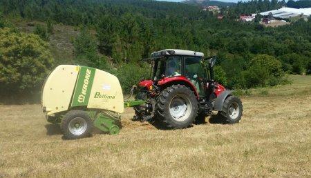 Agricola Suarez entrega Krone Bellima