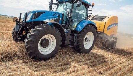 New Holland Agriculture amplia su aclamada Serie T6 de tractores con los nuevos modelos T6.180 Auto Command™, T6.180 Dynamic Command™ y T6.160 Electro Command™ de 6 cilindros