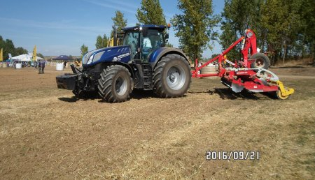 New Holland Demo Tour GAMA T7 Castilla y León