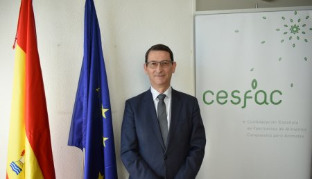 Pedro Cordero, nuevo vicepresidente de FEFAC