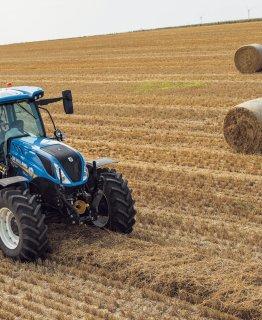 New Holland Agriculture amplía su Serie T6 de tractores con la exclusiva versión Dynamic Command en el modelo T6.160 de 6 cilindros