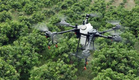 Agras T16: Elevando la agricultura de precisión a nuevas alturas