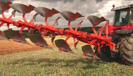 El tradicional arado de vertedera se suma a la agricultura de precisión gracias a Kuhn