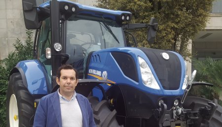 Alfonso Lorenzi, nuevo director de marketing New Holland España y Portugal