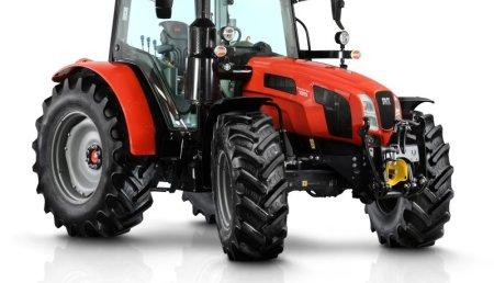 SAME presenta los nuevos tractores Explorer Fase V