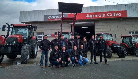 Nuevo concesionario oficial de Case IH en Orense
