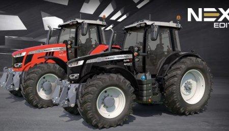 El MF 7719S de Massey Ferguson, Máquina del año de 2019, pasa al siguiente nivel de rendimiento y fiabilidad.