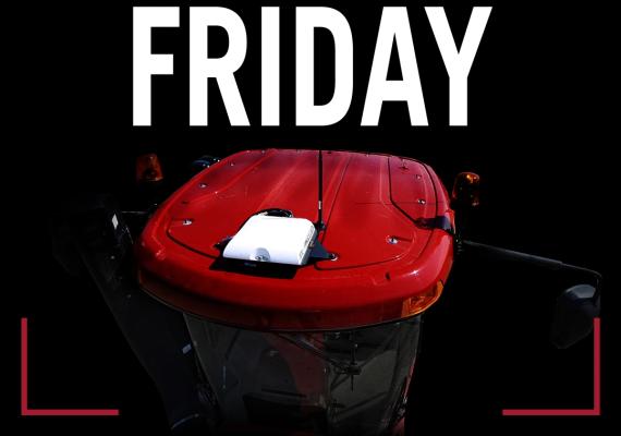 Este Black Friday será Rojo by Case IH
