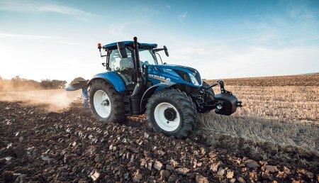 New Holland Agriculture amplia la reconocida Serie T6 con los nuevos modelos T6.180 Auto Command y T6.180 Dynamic Command