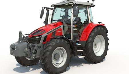 La nueva y versátil serie MF 5S de Massey Ferguson combina la mejor visibilidad de su clase con un manejo sencillo, y cómodo, perfecto para las labores agrícolas y ganaderas.