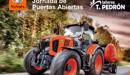 El pasado día 29 de Junio el concesionario Talleres Teodoro Pedrón abrio sus nuevas instalaciones en la localidad de Requena en Valencia para representar a la marca Kubota.