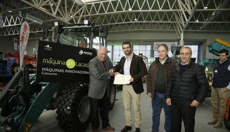 En Agraria 2017 diez máquinas galardonadas en el Concurso de Máquinas Innovadoras