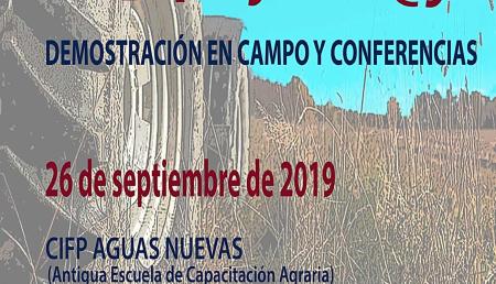 JORNADA TÉCNICA DEDICADA A LA AGRICULTURA DE CONSERVACIÓN Y LA APLICACIÓN SOSTENIBLE