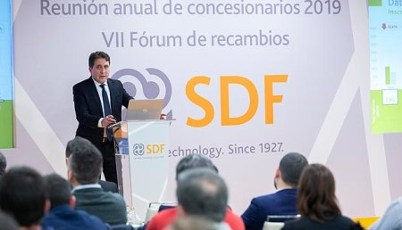SDF Ibérica incrementa notablemente su facturación en 2018 y apunta a las nuevas tecnologías como estrategia principal para 2019