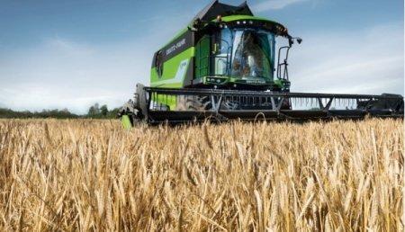 Nuevas cosechadoras DEUTZ-FAHR C7000: productividad y polivalencia.
