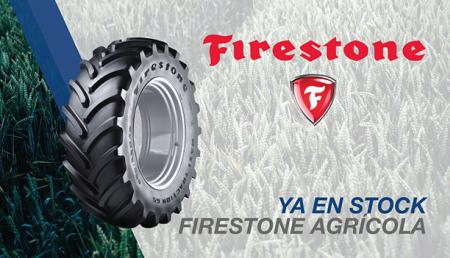 Recambios Frain, distribuidor oficial de Firestone agrícola.