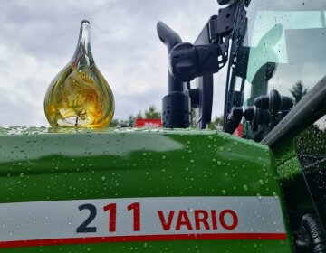 El Fendt 211 Vario es galardonado por su tecnología innovadora