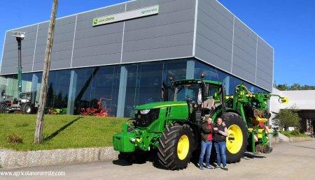 Agrícola Noroeste entrega John Deere 6250R
